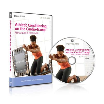 DVD - Athletic Conditioning on the Cardio-Tramp® Rebounder & Reformer
