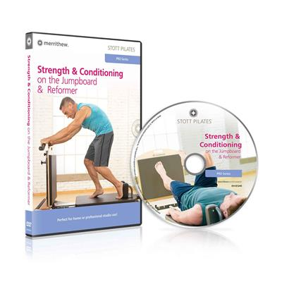 DVD - Strength & Conditioning on the Jumpboard & Reformer