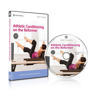 DVD - Athletic Conditioning on the Reformer Level 4