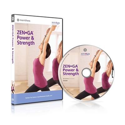 DVD - ZEN•GA® Power & Strength