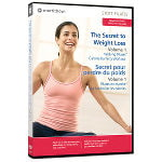 DVD - The Secret to Weight Loss, Vol. 1(EN/FR)