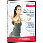 DVD - The Secret to Weight Loss, Vol. 2 (EN/FR)