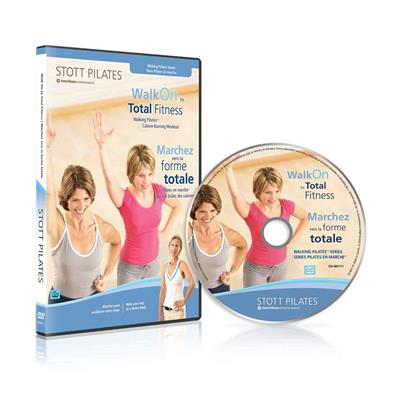 DVD - Walk On to Total Fitness