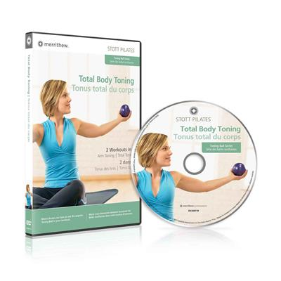 DVD - Total Body Toning (EN/FR)