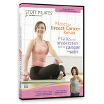 DVD - Pilates for Breast Cancer Rehabilitation