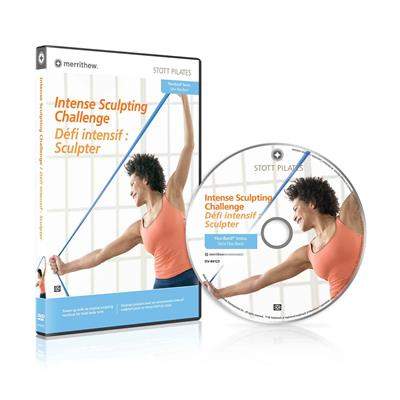 DVD - Intense Sculpting Challenge (EN/FR)