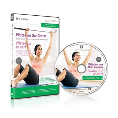 DVD - Pilates on the Green, Level 1 (EN/FR)