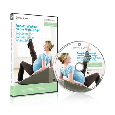 DVD - Prenatal Workout on the Pilates Edge (EN/FR)