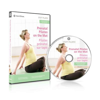 DVD - Prenatal Pilates on the Mat (EN/FR)