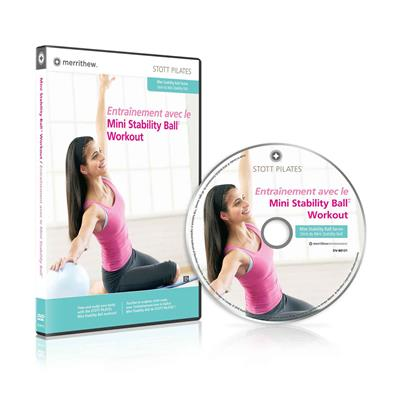 DVD - Mini Stability Ball Workout (EN/FR)