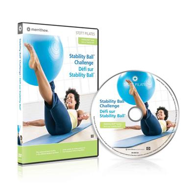 DVD - Stability Ball Challenge