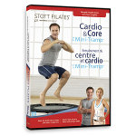DVD - Cardio & Core on the Mini-Tramp (EN/FR)