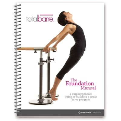 Manual - Total Barre:The Foundation Manual