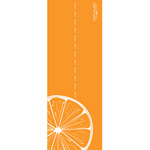 Pilates & Yoga Mat Refresh (orange)