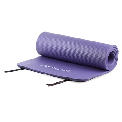 Pilates Express Mat (Deep Violet)