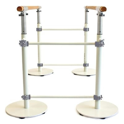Parallel Stability Barres - 6 ft / 1.8m(white)