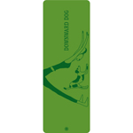 Pilates & Yoga Mat (Green)