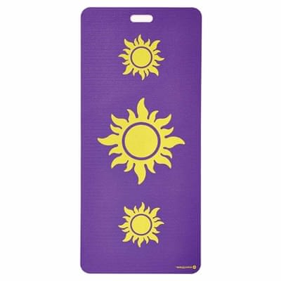 Eco Mat for Kids - Triple Sundog (Purple)
