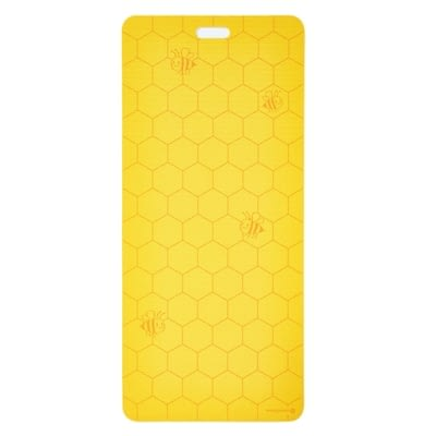 Eco Mat for Kids - Bee Happy (Yellow)