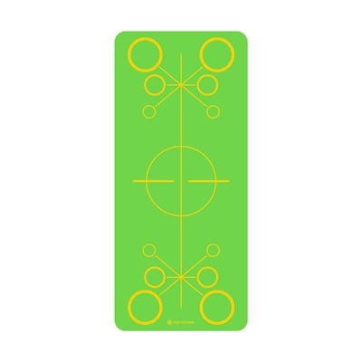 Eco Mat for Kids, Alignment (green)