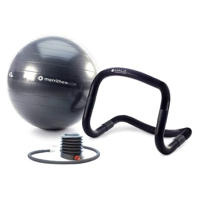 Halo® Trainer Plus 4 with Stability Ball™ & Pump