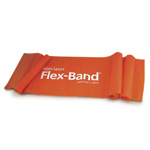 Flex-Band Exerciser Non-Latex Light (Orange)