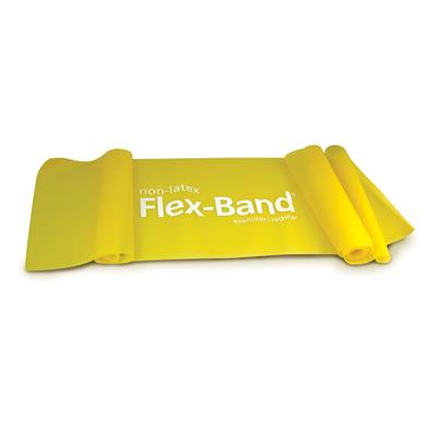 Flex-Band Exerciser Non-Latex Regular (lemon)