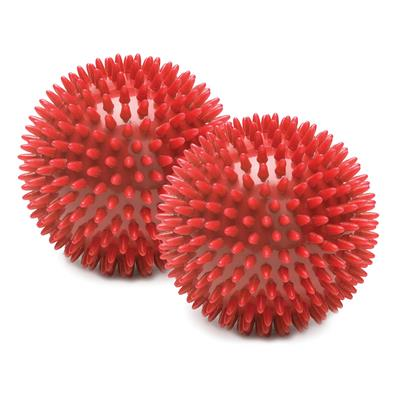 Massage Ball, small (pair) (red)