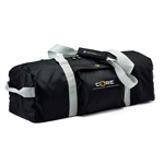 Mat Duffle Bag (Black)