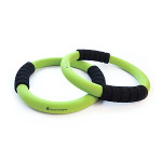 Fitness Circle® Toning Rings - 2 Pack (Green)