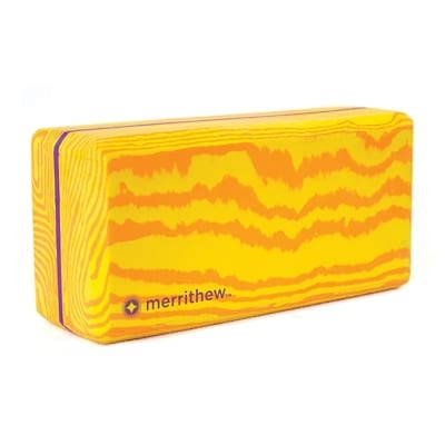 Yoga Block for Kids (Orange)