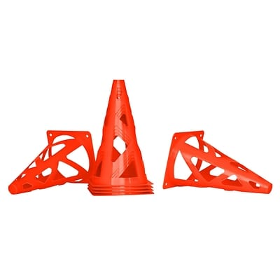 Collapsible Training Cones – 6 Pack