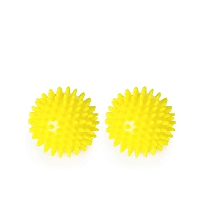 Small Massage Ball - 2 Pack (Yellow)