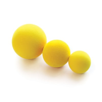 Fascia Hydration Balls – 3-pack (Yellow)