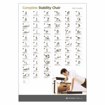 Wall Chart · Complete Stability Chair