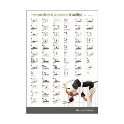 Wall Chart - Intermediate/Advanced Cadillac