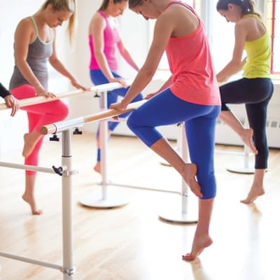 Stability Barre™ Studio Package (White)