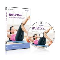 DVD - ZENGA™ FLOW with the Mini Stability Ball™