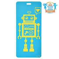 Eco Mat for Kids - Pixel the Robot