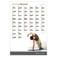 Wall Chart - Essential Matwork
