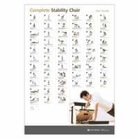 Wall Chart - Complete Stability Chair