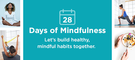 Merrithew's 28 Days of Mindfulness