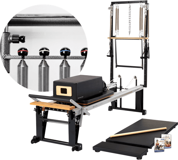Reformer Bundle with High Precision Gearbar