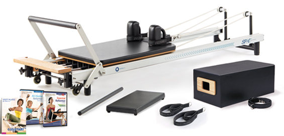 STOTT PILATES At Home SPX Reformer Package